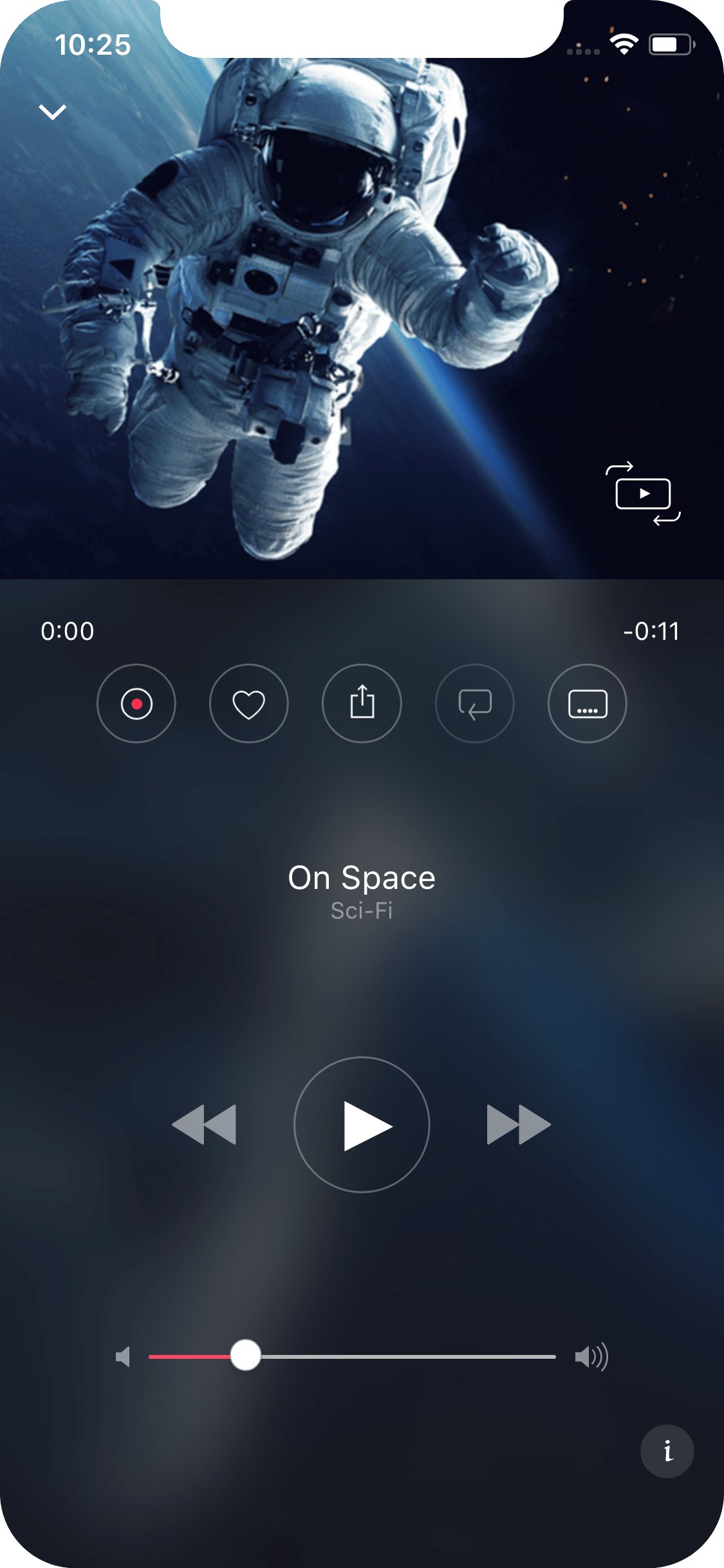 ONTV universal OTT app remote control